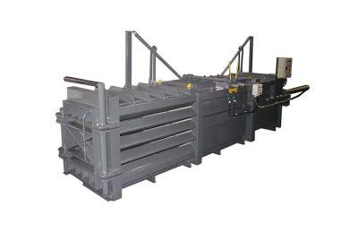 Paper packing press