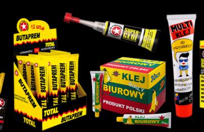 Universal Super Glue from Polish manufacturer